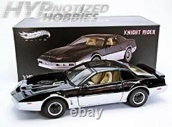 Hotwheels Elite 118 Knight Rider K. A. R. R. Die-cast Bct86