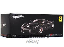 Hotwheels Elite 118 La Ferrari F70 Black Bct80 Laferrari Diecast Model Car
