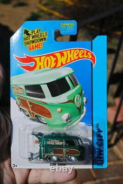 Hotwheels Kool Kombi Super Treasure Hunt Look