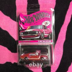 LOT OF 6 Hotwheels RLC 2020-21 Mustang Chevy C10 Boss Charger Hauler LOW #'S