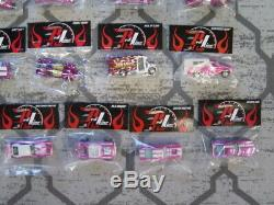 LOT of RLC Hot Wheels Convention and Nationals PINK Party complete 31 car SET