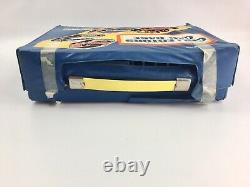 Lot Of 48 Vintage Matchbox Hot Wheels Diecast Vehicles and Collectors Case