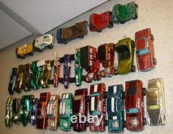 Lot of vintage Redline Hot Wheels Boss Hoss / Olds 442 NGK Bandit H Chevy +MORE