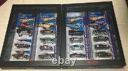 MIMB Hot Wheels 2013 RLC 15 Car Super Treasure Hunt Set 0670/2000 WITH SHIPPER
