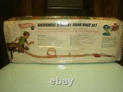 Mongoose Super Deal! Pre-owed Used 1969 Mattel Mongoose & Snake Drag Set No#2