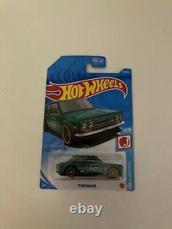 NEW Hot Wheels Datsun 510 Super Treasure Hunt