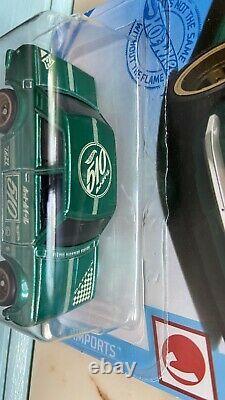 NEW MOSC 2021 Hot Wheels SUPER TREASURE HUNT 71 Datsun 510 withmainline! SEE PICS