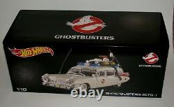 Nice! Ghostbusters Ecto-1 Hot Wheels 1959 Cadillac 118 Scale Sealed Brand New