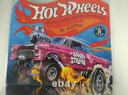 ORIGINAL Hot Wheels RLC Candy Striper 55 Chevy Bel Air Gasser FLUORECENT PINK