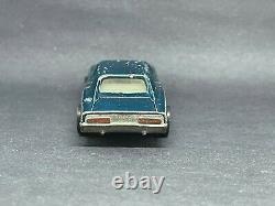 Original Hot Wheels Redlines Aqua Custom Dodge Charger