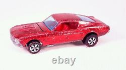 Redline Rare Ohs Hk Red Custom Mustang Painted Tail, Open Hood Look Now
